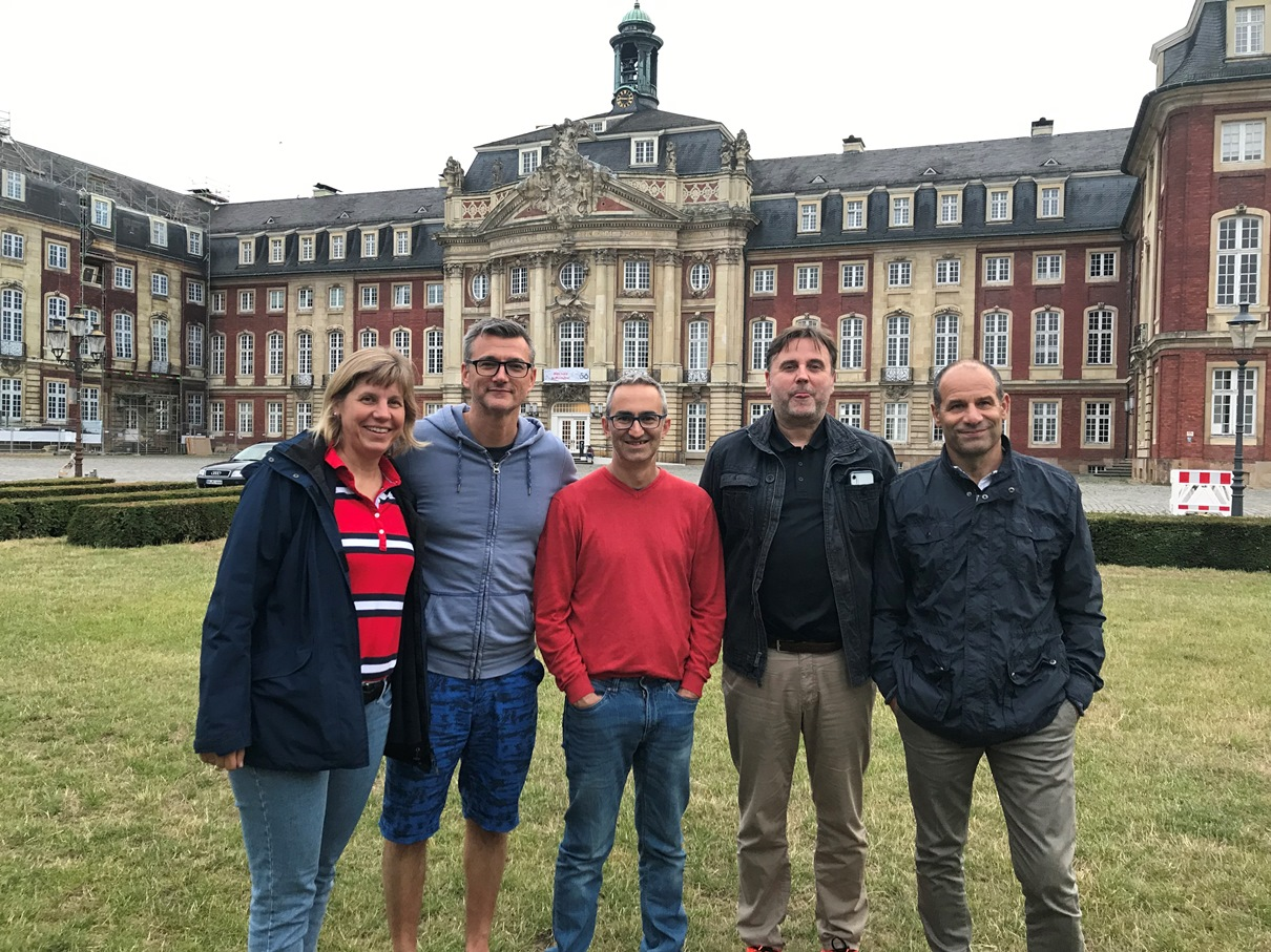 A great FEPSAC Congress in Muenster: We were there (photos)