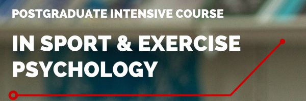 The 2016 intensive Course of the European Master Program in Sport and Exercise Psychology