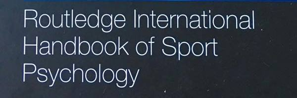 New Book Chapter: Hardy, J., & Zourbanos, N. (2016). Self-talk in sport. Routledge International Handbook of Sport Psychology