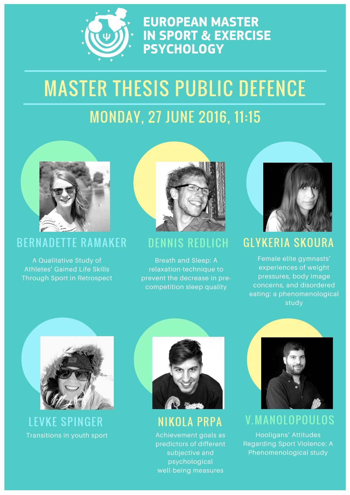 Public history masters thesis