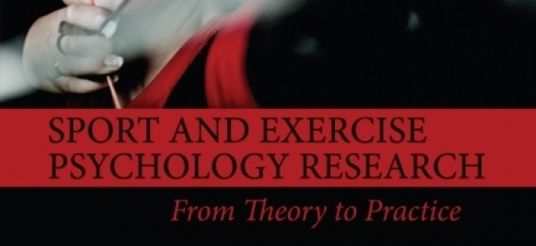 New Book (Antonis Hatzigeorgiadis): Sport and Exercise Psychology Research. From Theory to Practice.